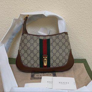 authentic Gucci handbag Jacki 1961 hobo bagteaus